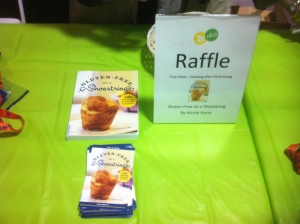 Gluten-Free on a Shoestring Raffle