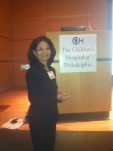 Dr. Ritu Verma of The Children's Hospital of Philadelphia