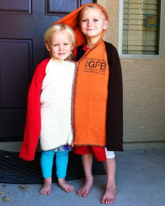 GFB Sweater Project - Kids Photo