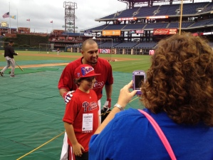 Take Me Out to the Gluten-Free Ballgame- Shane Victorino and Drew Savett