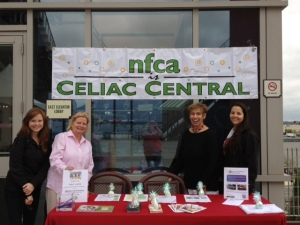 Take Me Out To The Gluten-Free Ballgame- NFCA Staff and Volunteers