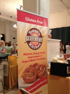 Appetite for Awareness: Tonya's Gluten-Free Products: Soft Pretzels