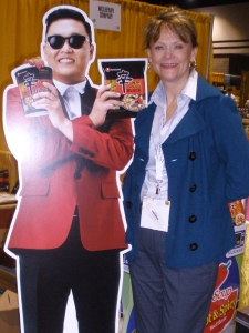 Gluten-Free Travel: Poster Cut Out with Park Jae-sang