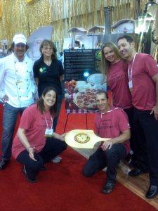 Gluten-Free Pizza: Las Vegas Style: Venice Bakery