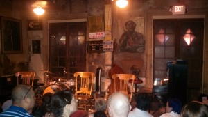 Gluten-Free Gumbo, a Ghost Tour & GREAT Kitchens: My Trip to New Orleans: Concert at Preservation Hall