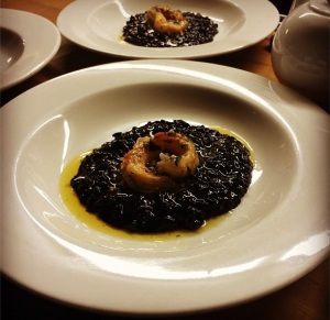 GREAT Kitchens Gluten-Free Chef's Table Tour Update from Portland & Seattle: cuttlefish