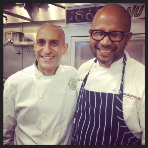 Palm Trees, Sunny Skies and Gluten-Free: The GREAT Kitchens Gluten-Free Chefs Table Tour Visits Los Angeles: Chefs Mehta and Mohan