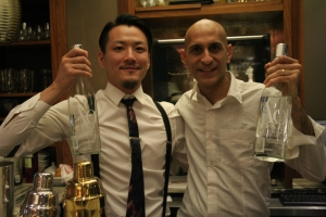 A Nakama Dinner with a GREAT Gluten-Free Chef: Shingo Gokan and Chef Jehangir Mehta